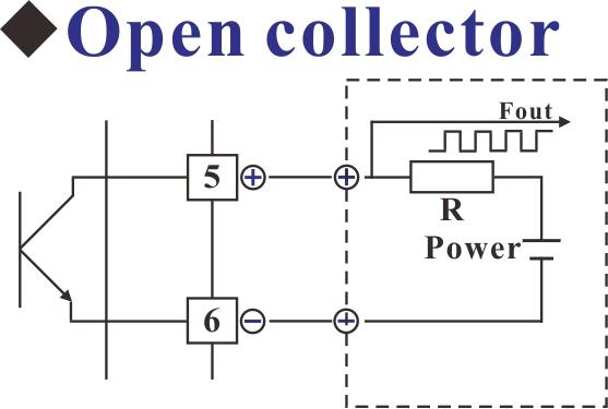 率脉冲信号隔离变送器接线